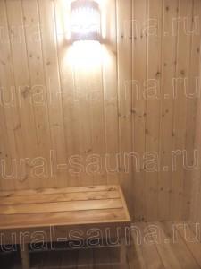 Мойка в банном комплексе